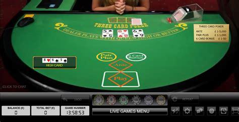 card poker   ultimate  card poker guide