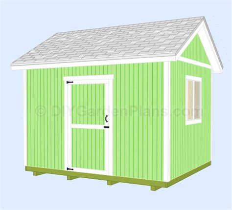 gable barn plans ham 8 x 15 shed plans