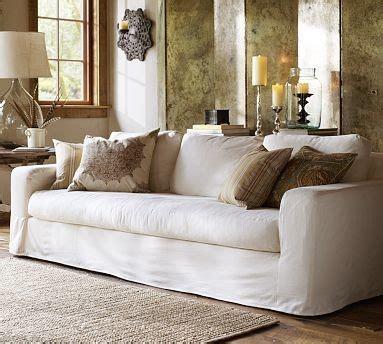 tweed sofa slipcover solano grand sofa slipcover performance tweed graphite