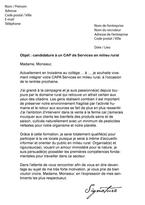 Lettre De Motivation De Assistant Administratif Lettre De Motivation Administratif Milieu Hospitalier