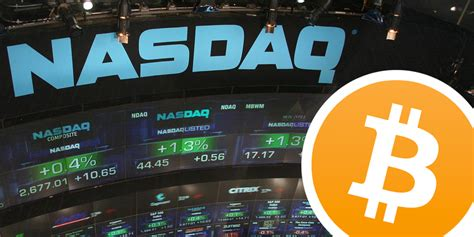 Bitcoin Nasdaq | nasdaq to launch bitcoin futures mid 2018 bitira