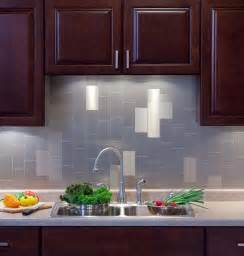 Stick On Kitchen Backsplash Tiles by What Is Metal Backsplash Used For Elliott Spour House
