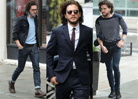 Hair Style Kit Name by How To Get Kit Harington S Style