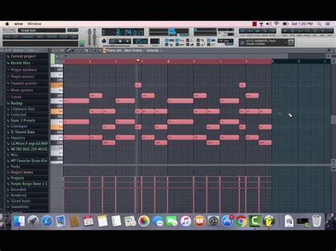 tutorial fl studio android tutorial how to make a young thug type beat fl studio
