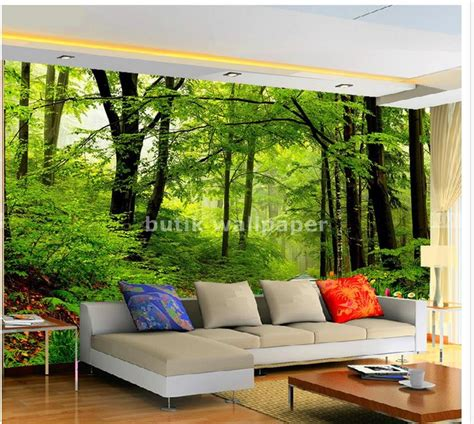 Wallpaper Dinding Custom Motif Astronaut jual wallpaper dinding custom motif hutan butik wallpaper bekasi