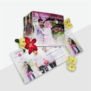 Jual Undangan Pernikahan Unik 24 cetak undangan nikah percetakan murah surabaya