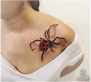 spider tattoo 3d best tattoo ideas gallery