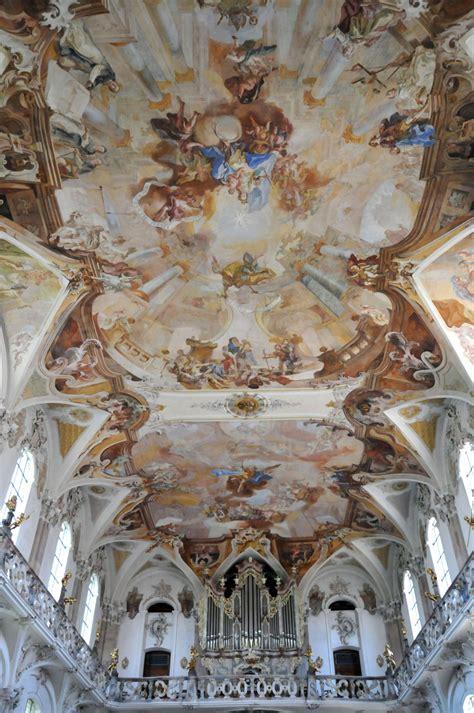 Die Decke by Die Decke Der Basilika Birnau Foto Bild Architektur