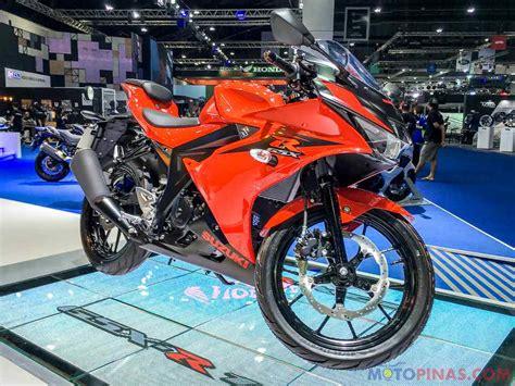 Single Seat Merah Suzuki Gsx R150 bims 2017 suzuki gsx r 150 launched motorcycle news