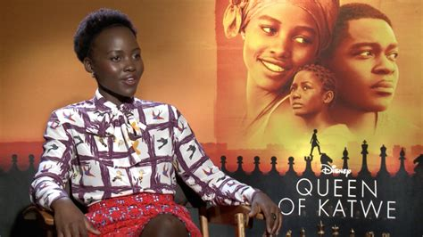 disney movie queen of katwe lupita nyong o queen of katwe is refreshing video