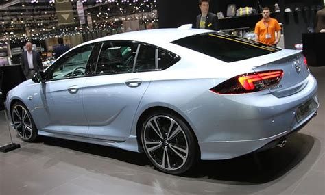 I30 Fastback Tieferlegen by Opel Insignia B Cars Top Car And Mustang