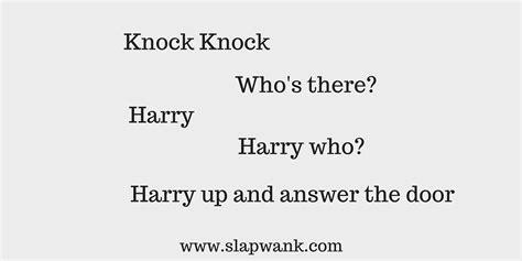 best knock knock jokes the world s worst knock knock jokes slapwank