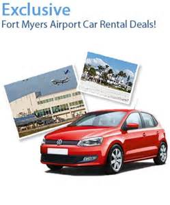 Car Rental Airport Fort Myers Find Car Hire At Fort Myers Airport Rsw