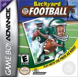 Backyard Baseball Gameboy Advance Backyard Football U Mode7 Rom