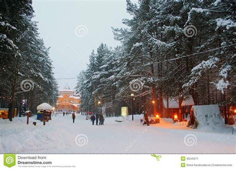 imagenes de santa claus ruso veliky ustyug casa del padre frost ded moroz