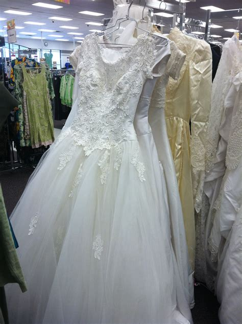 Wedding Dress Store by Thrift Store Archives