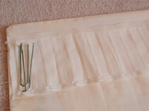 how to make drapery pleats diy by design how to make lined pinch pleat drapes