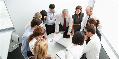 Office Meeting by 6 Ways To Make Meetings More Productive Matthew Held