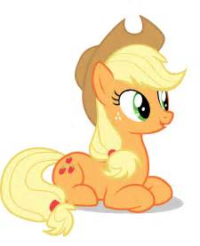 Image fanmade applejack laying down vector png my little pony