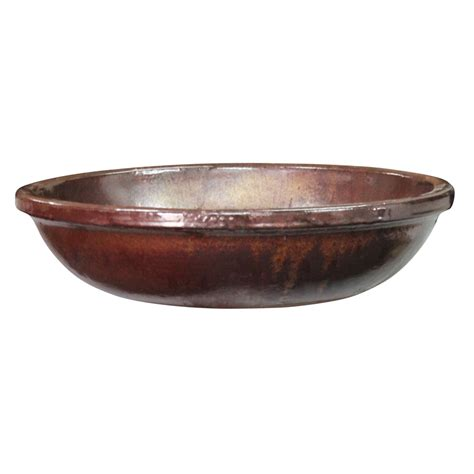 northcote pottery 50 x 14cm primo newport bird bath bowl