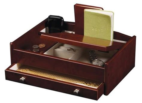 men s dresser top valet jewelry box and accessories organizer mens dresser top valet jewelry box and accessories organizer