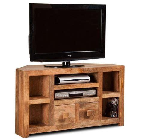 mobili ad angolo per tv porta tv legno naturale ad angolo mobili etnici provenzali