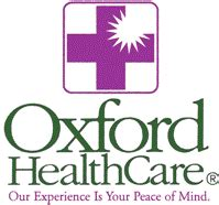 oxford healthcare home