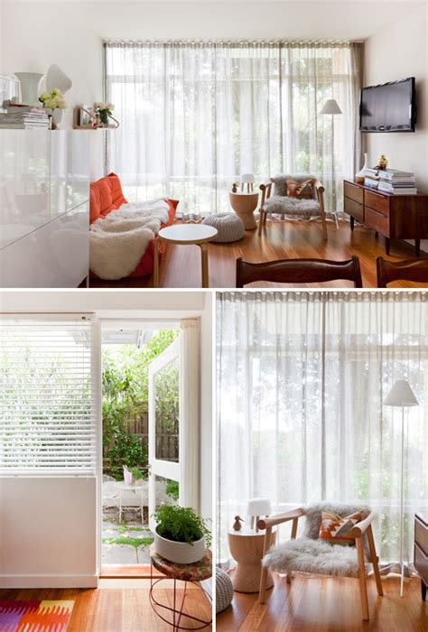 Floor To Ceiling Sheer Curtains by The Design Files Australia S Most Popular