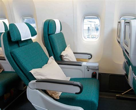 airline reclining seats premium economy airline seats