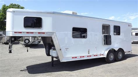 1000 images about living quarters horse trailer ideas on all inventory horse trailers for sale double j