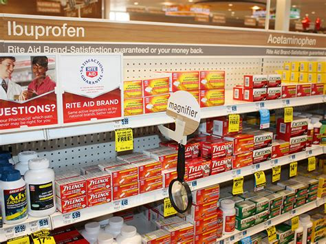 Acetaminophen Shelf by Tylenol New Products Impact Store News