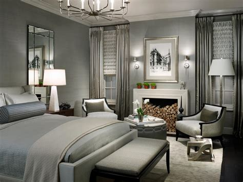beautiful bedrooms 15 shades of gray bedrooms bedroom decorating ideas hgtv