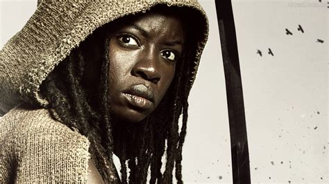 Walking Dead Michonne 10 ways the walking dead is different from the comic goliath