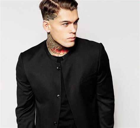 black suit no tie www pixshark images galleries