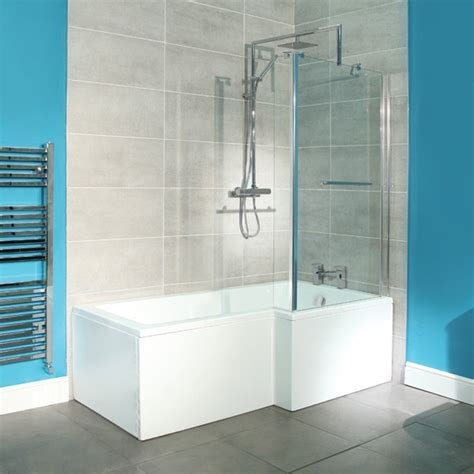 1800 shower bath 1800 x 850 right l shaped shower bath