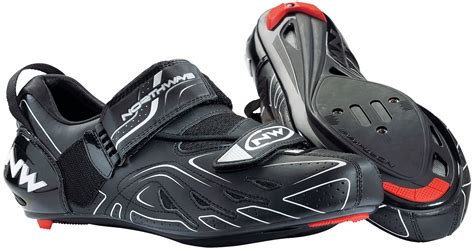 tri bike shoes northwave s tri sonic triathlon cycling shoes