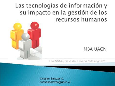 geswebs impacto en la comunicacin visual las tecnolog 237 as de informaci 243 n y su impacto en los rrhh