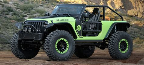 jeep hellcat truck the 707 hp jeep wrangler trailcat is the hellcat in