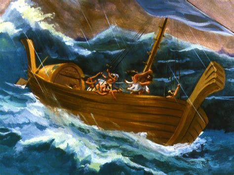jonah thrown off the boat jonah 1 1 4 11 the story of jonah brad s music room