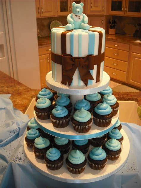 best 25 baby boy cupcakes ideas on pinterest baby