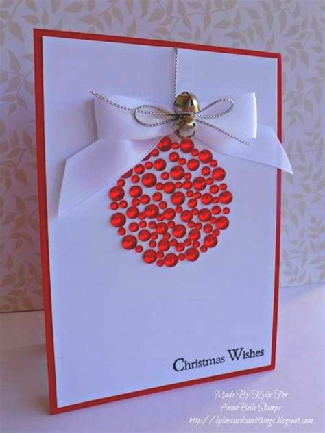diy christmas cards ideas tutorials