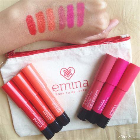 Eyeshadow Emina Matte 12 nov