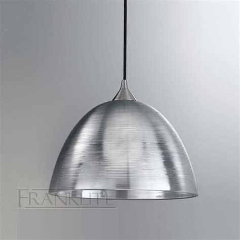 Franklite Ceiling Lights Fl2290 1 928 Vetross Silver 1 Light Pendant Franklite Vetross
