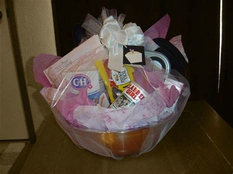 Bridal Shower Gift Basket Ideas by Bridal Shower Gift Basket Ideas Wedding And Shower Gifts