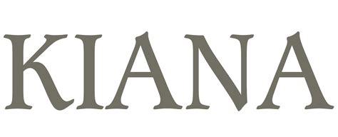 name definition kiana name s meaning of kiana