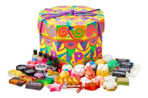 lush gift sets gift set time lush all out for this