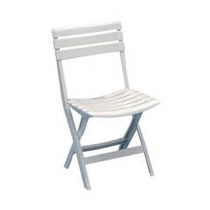Chaise Pliante Pas Cher Ikea #2: chaise-de-jardin-pliante-birki-blanc.jpg
