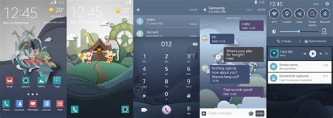 themes samsung neo themes thursday nine new themes released in the theme