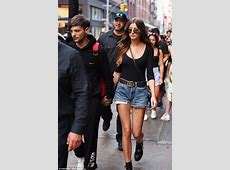 Louis Tomlinson goes for a date with Eleanor Calder in NYC ... Louis With Eleanor