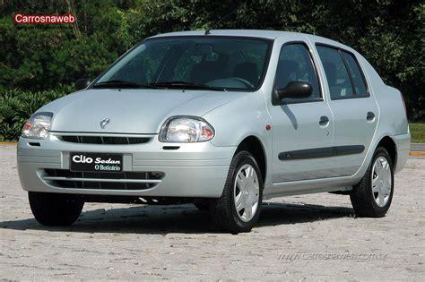 renault clio 2002 sedan renault clio sedan o boticario 1 0 16v 2002 ficha